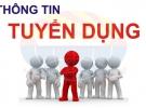 thông báo tuyển dụng TÂN MAHANG